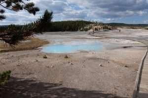 Yellowstone sorgenti azzurre