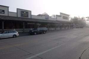 Jackson village via centrale