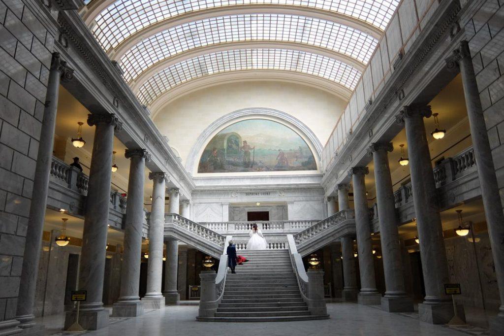 Salt Lake City Capitol Hill interno