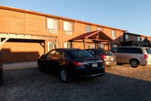 Panguitch motel Utah