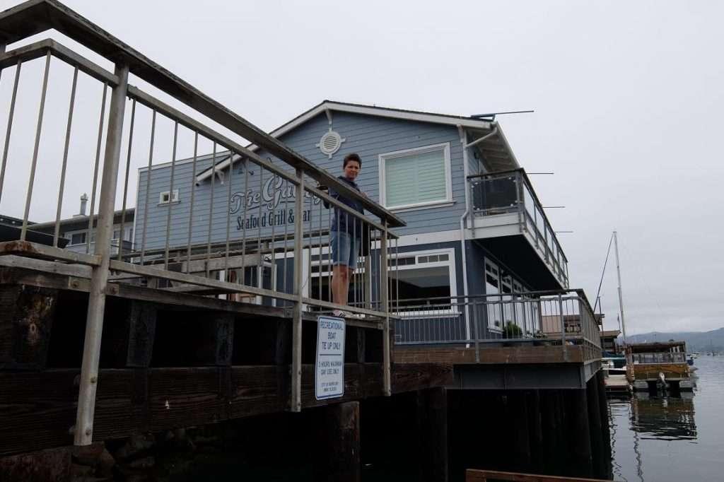 Morro bay pier