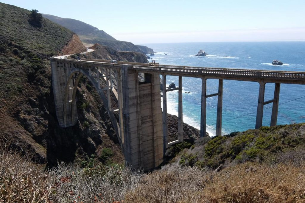 Big Sur ponte California