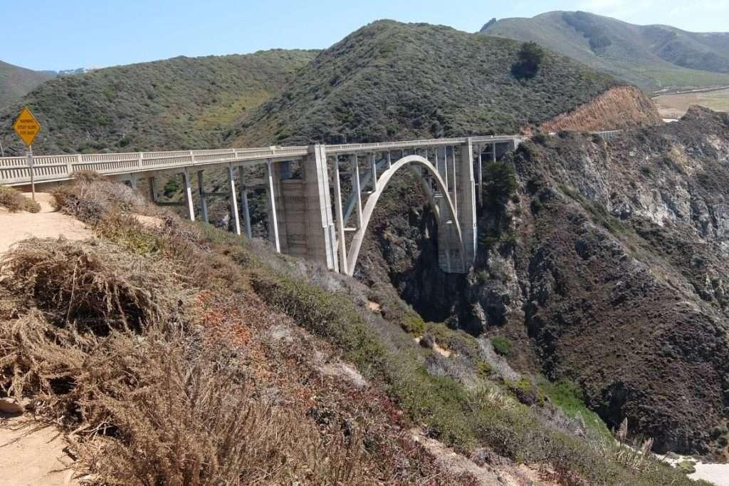 Bixby Creek Bridge Big Sur