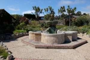 Missione di Carmel la fontana California
