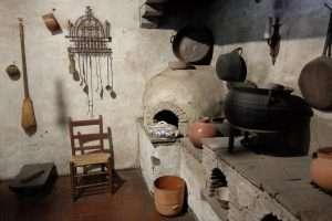 Il forno della missione di Carmel