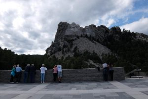 Monte Rushmore terrazza panoramica