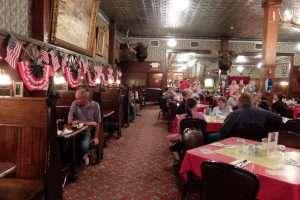 Irma hotel sala del ristorante a Cody