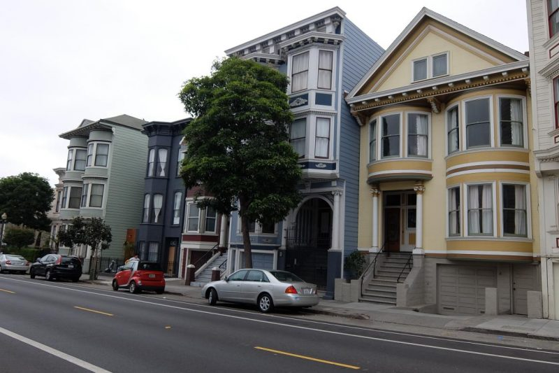 san francisco's houses