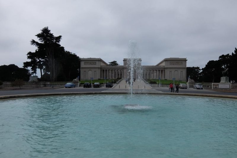 san francisco palace of legion of honor