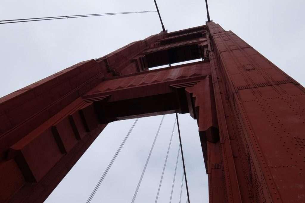 Pilone del Golden Gate Bridge