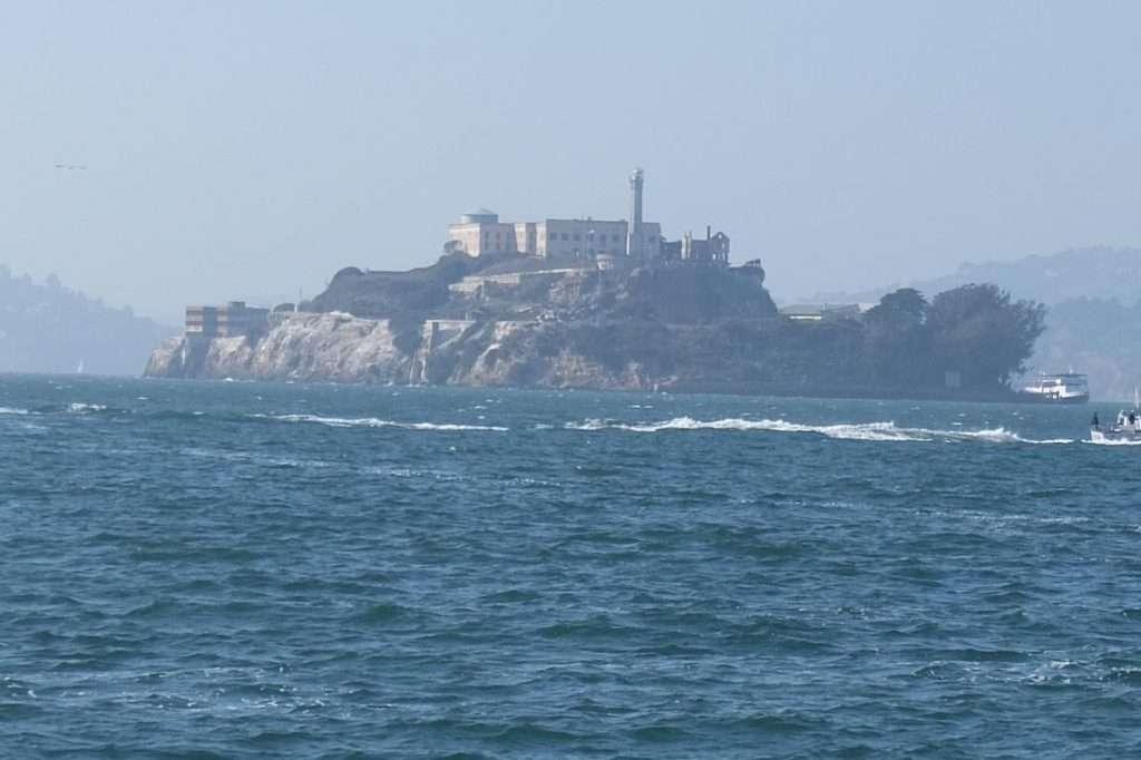 San Francisco isola di Alcatraz