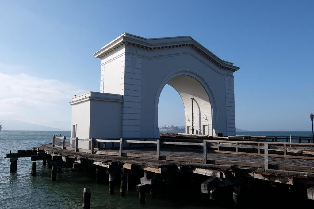 Molo 43 di San Francisco