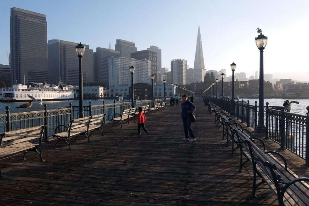 Molo 7 San Francisco