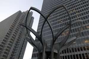Grattacieli a San Francisco
