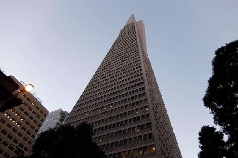 San Francisco Transamerica Pyramid