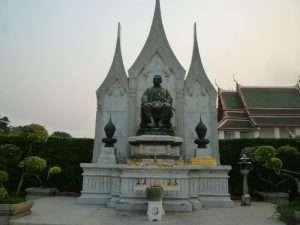 altare reale a bangkok