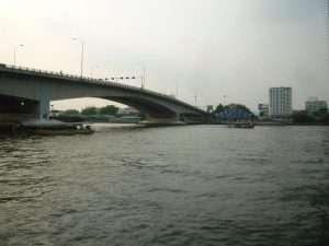 chao phraya il fiume di bangkok
