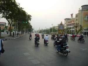 motorini a bangkok