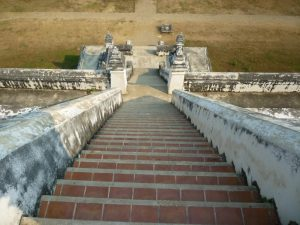ayutthaya wat phu salita al tempio bianco