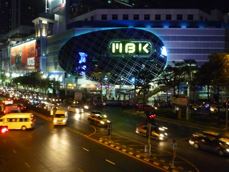 bangkok by night centri commerciali