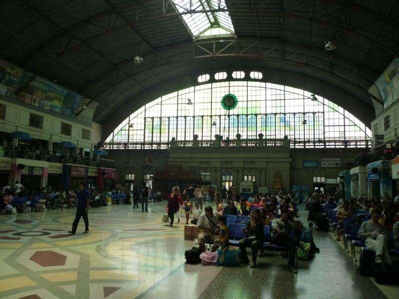 bangkok stazione centrale