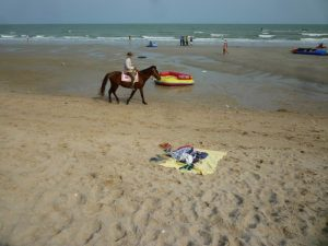 spiaggia a cha am