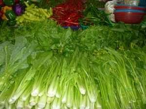 verdure al mercato di bophit ko samui