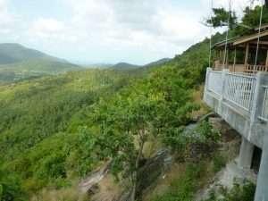 piattaforma panoramica a ko samui
