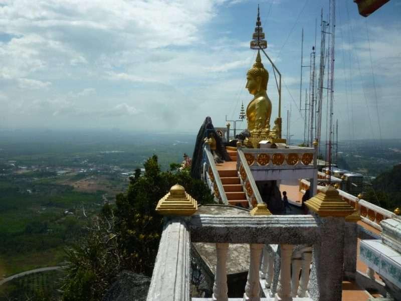 krabi tempio panoramico