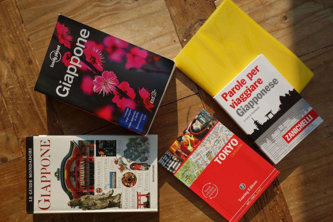Guide e libri sul Giappone