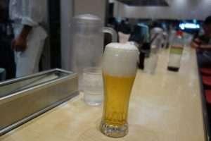 Birra a Shibuya