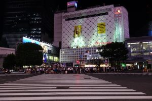 Shibuya incrocio