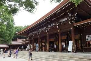 Meiji sanctuary Tokyo