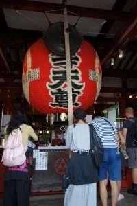 Bentendo tempio a Tokyo