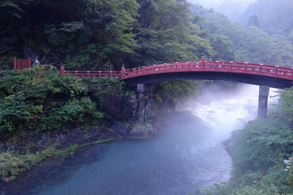 Shinkyo Bridge a Nikko