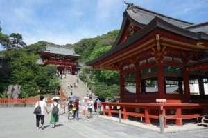 Tsurugaoka Hachiman Tempio Kamakura