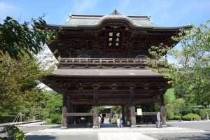 Kenchoji a Kamakura