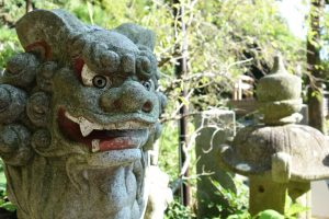 Kamakura leoni di pietra