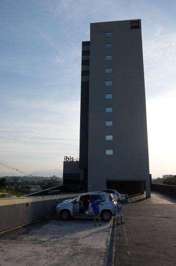 Itaborai hotel vicino Rio