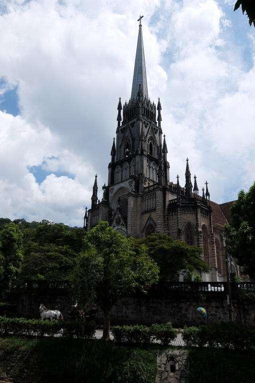 Petropolis cattedrale