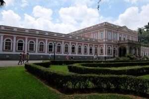 Palazzo reale a Petropolis