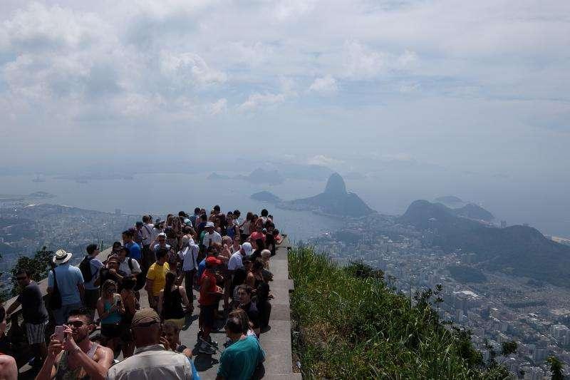 Panorama su Rio de Janeiro