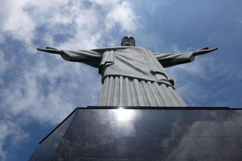 Cristo redentore sul Corcovado