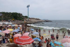 Ipanema a Rio de Janeiro