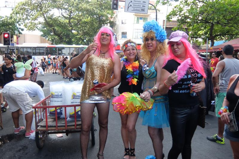 Ipanema carneval de rua