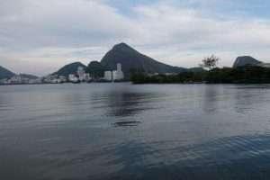 Lagoa de Freitas e il Corcovado