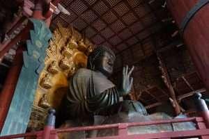 Grande Buddha del Todaiji a Nara