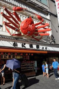 Insegne a Dotonbori Osaka