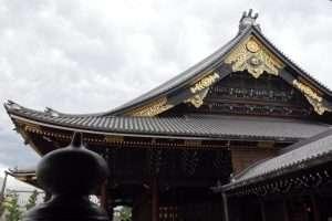 Tempio Higashihonganji a kyoto
