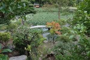 Shosei-en giardino di Kyoto